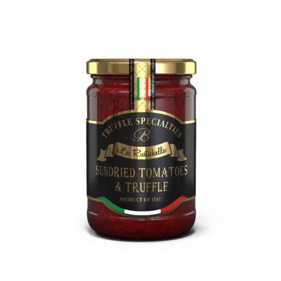 Sundried Tomatoes And Truffle-280gr